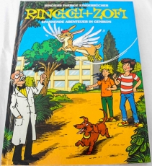 Ringgi + Zofi Abenteuer in  Genikon