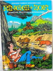 Ringgi + Zofi Spannende Abenteuer im Nationalpark