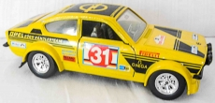 Opel Kadett gelb/schwarz