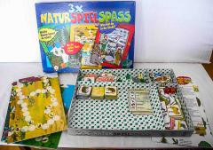 Natur Spiel Spass