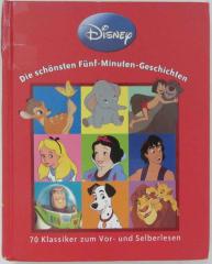 Die schönsten Fünf-Minuten-Geschichten von Disney