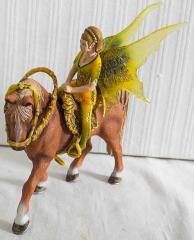 Tinuveel mit Pferd Nr. 42044 von Schleich