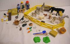 Bauernhof-Set