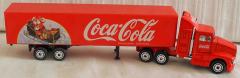 Lastwagen rot Coca Cola