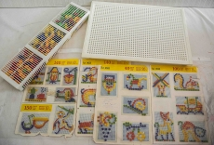Steckspiel Mosaik