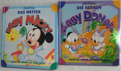 Spass am Lernen mit Baby Micky und Baby Donald
