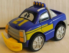 Turbo Touch blau/gelb Chicco