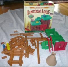Grenzwachtposten Lincoln Logs
