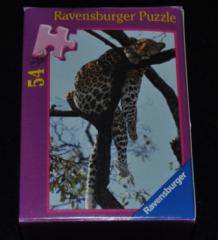Mini Puzzle süsse Faulenzer