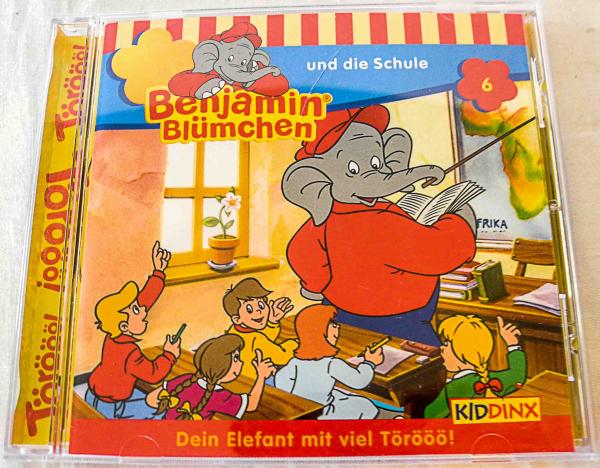 Benjamin BlГјmchen Und Die Schule
