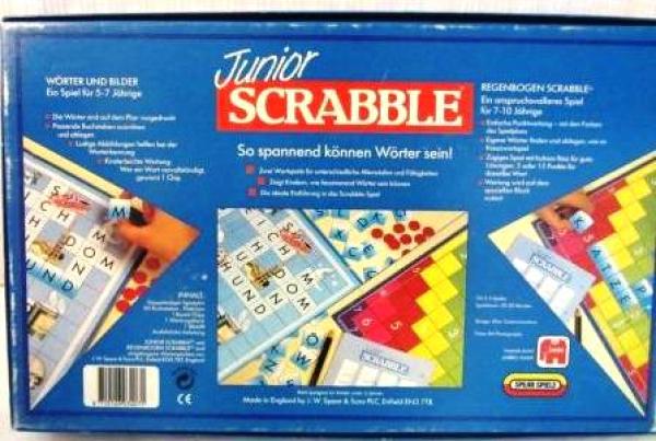 Scrabble Junior Anleitung