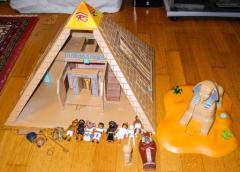 *Spezialangebot: Pyramide 4240 und Sphinx