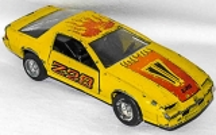 Chevrolet gelb