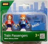 Brio Figuren-Set, Railway Train Passengers Nr. 33309 - NEU