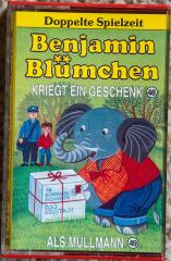 Benjamin Blümchen kriegt ein Geschenk 48