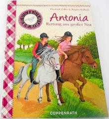 Antonia Rettung aus grosser Not