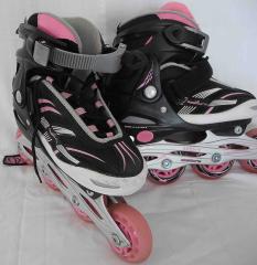 Inline Skates Obscure schwarz/rosa