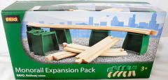 Brio Monorail Expansions Pack Schienenset Nr. 33304 - NEU