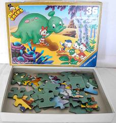 Duck Tales. Das Dinosaurierbaby