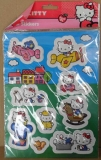 3D Stickers Hello Kitty - NEU