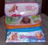 3er Set Barbie Etui