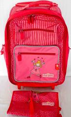 Koffer Pinky Queeny von Sigikid