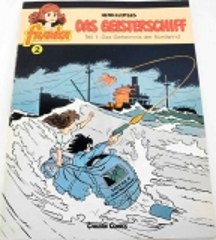 Franka 2: Das Geisterschiff Teil 1: Das Geheimnis der Nordwind