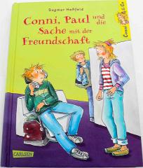 Conni, Paul und die Sache mit der Freundschaft