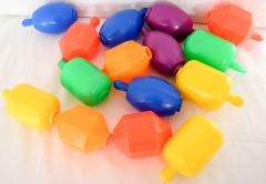 Steckspiel farbige Formen