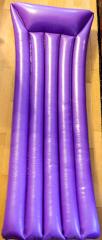 Luftmatratze violett