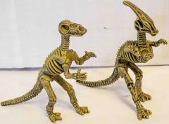 Parasaupolophus und Iguanodou