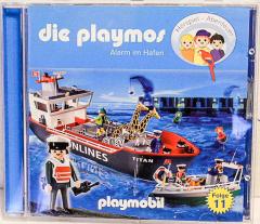 Die Playmos Alarm im Hafen Folge 11