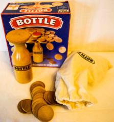 Bottle. Hochprozentiger Spapelspass für ruhige Hände