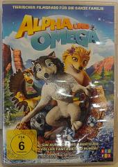 Alpha und Omega. Ein aufregendes Abenteuer voller Fantasie und Humor