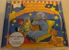 Benjamin Blümchen. Gute-Nacht-Geschichten