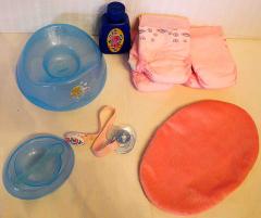 Baby Born Waschset 2