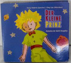Der kleine Prinz. Doppel-CD mit Büchlein