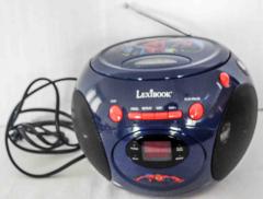 CD Player Lexibook blau Spider Man
