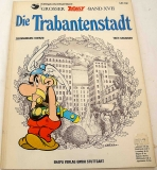 Asterix. Die Trabantenstadt Band XVII