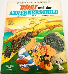 Asterix und der Arvernerschild Band XI
