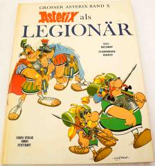Asterix als Legionär Band X