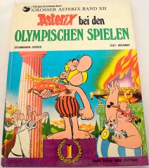 Asterix bei den Olympischen Spielen Band XII