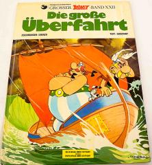 Asterix Die grosse Überfahrt Band XXII