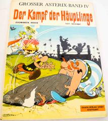 Asterix Der Kampf der Häuptlinge Band IV