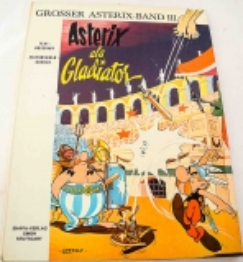 Asterix als Gladiator Band III