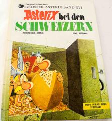 Asterix bei den Schweizern XVI