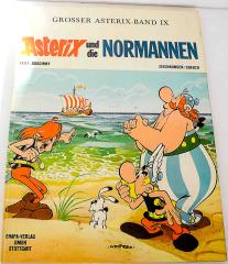 Asterix und die Normannen Band IX