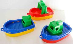 3 Schiffe für Aqua Play