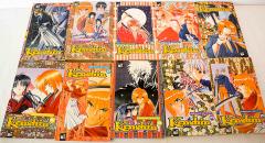 Kenshin Manga Band 11-20