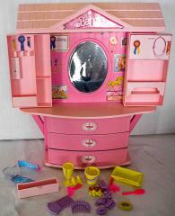Barbie Schönheitsfarm für Pferde